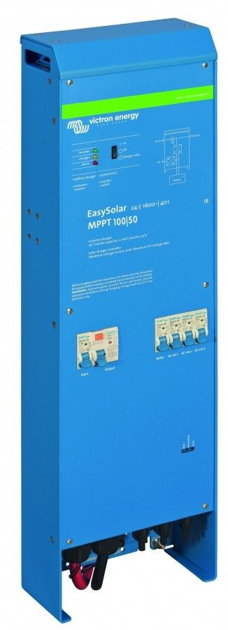 Victron Energy EasySolar 24/1600/40-16 MPPT 100/50