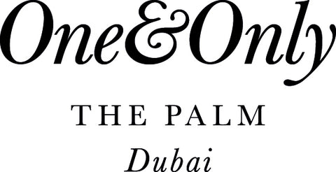 one and only palm logo