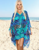 Midnight Calypso Caftan