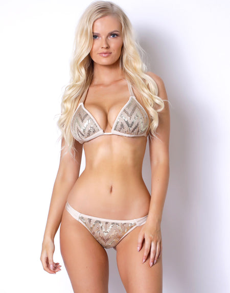 Angel Baroque Halter