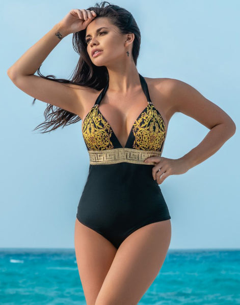 ONYX BAROQUE (One-Piece)