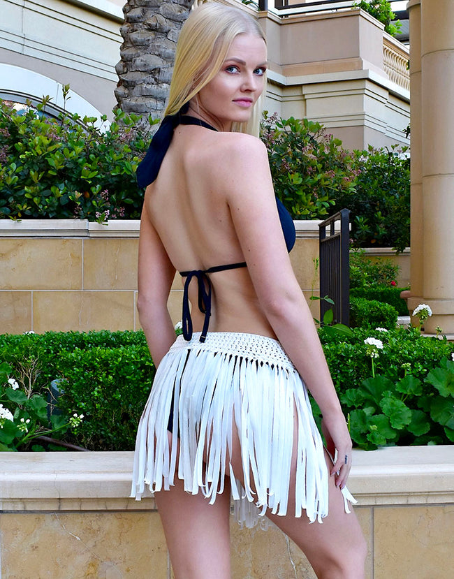 Angel Fringe Skirt