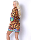 Jungle Leopard Coverup