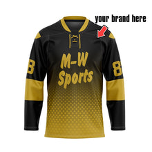 2019 Wholesale Sublimated Hockey Jerseys Add Design Team Logo Name And Numbers