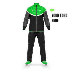 Training And Jogging Wear Sportswear Type Material 100% Polyester Fabric Men Winter Tracksuit