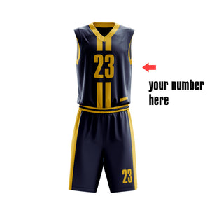M-W Sports Latest Fashion 100% Polyester Custom Made Sublimation Printing Basketball Jersey Uniforms