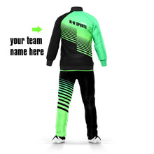 Wholesale Material 100% Polyester Sublimated Slim Fit Tracksuit Gym Wear Sports Men Tracksuits
