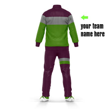 Sublimation Gym Sports Wear High Quality Poly Tracksuit Sports Tracksuits For Men