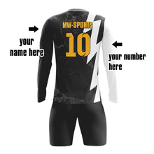 M-W Sports Custom Quick Dry Sublimation Newest Football Jersey Wholesale Soccer Team Uniforms Put Your Logo