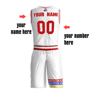 Special Printing Sublimation Jersey Basketball Reversible Wholesale China Cheap Blank Jersey Basketball