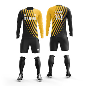 M-W Sport New Design Breathable Fabric Soccer Jersey Custom Sublimation Soccer Uniform Pius Size