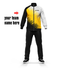 2019 Latest Design Long Tracksuit High Quality China Comfortable Sublimated Sport Suit