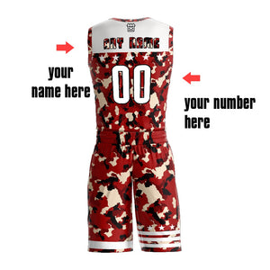 M-W Sports Wholesale Good High Quality Youth Jersey Latest Design Your Own Basketball Uniform