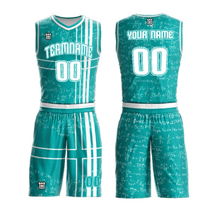 Custom High Quality basketball jerseys for school club with Player name team sport uniforms