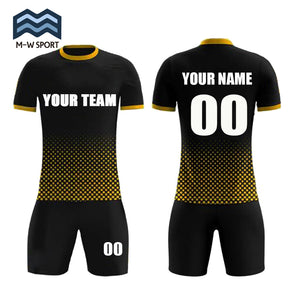 Online Custom sport Jerseys - Make Your Own soccer Jersey set - Personalized Team Uniforms