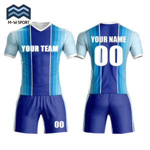 Custom sport Jerseys - Make Your Own soccer Jersey set - Personalized Team Uniforms