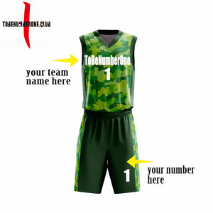 Sublimated Basketball Jerseys set Online design make your own name and number