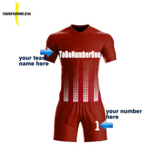 Sublimated Custom Soccer Jerseys