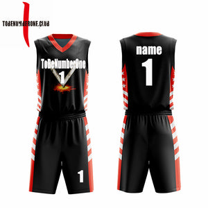 online design sublimated basketball jerseys custom team name and number