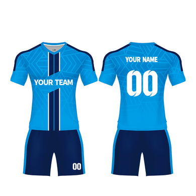 Custom soccer jerseys sublimation soccer teams shirts 100% polyester quick dry breathable