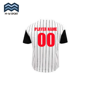 custom baseball jerseys make your team name and unmber