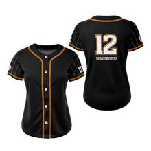 2019 Customized Girls High Quality Baseball Team Uniforms Sublimation Club Baseball Jerseys Plus Size