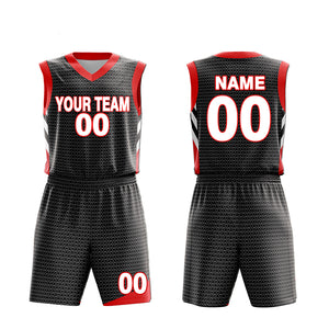 Custom Basketball Set Tops And Shorts Make Your OWN Jersey Personalized Team Uniforms