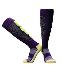 Player Personality Newest Design Hot Sale High Quality Anti-slip Stockings