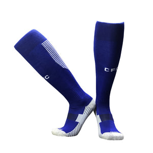 Advanced New Design Football Socks Professional Team Training Socks