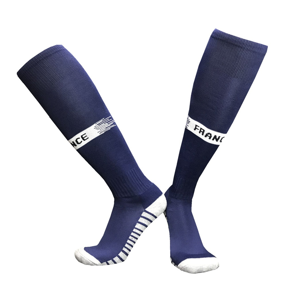 Latest Official Printed Dry Fit Fashion Pattern Sports Socks 2019-2020