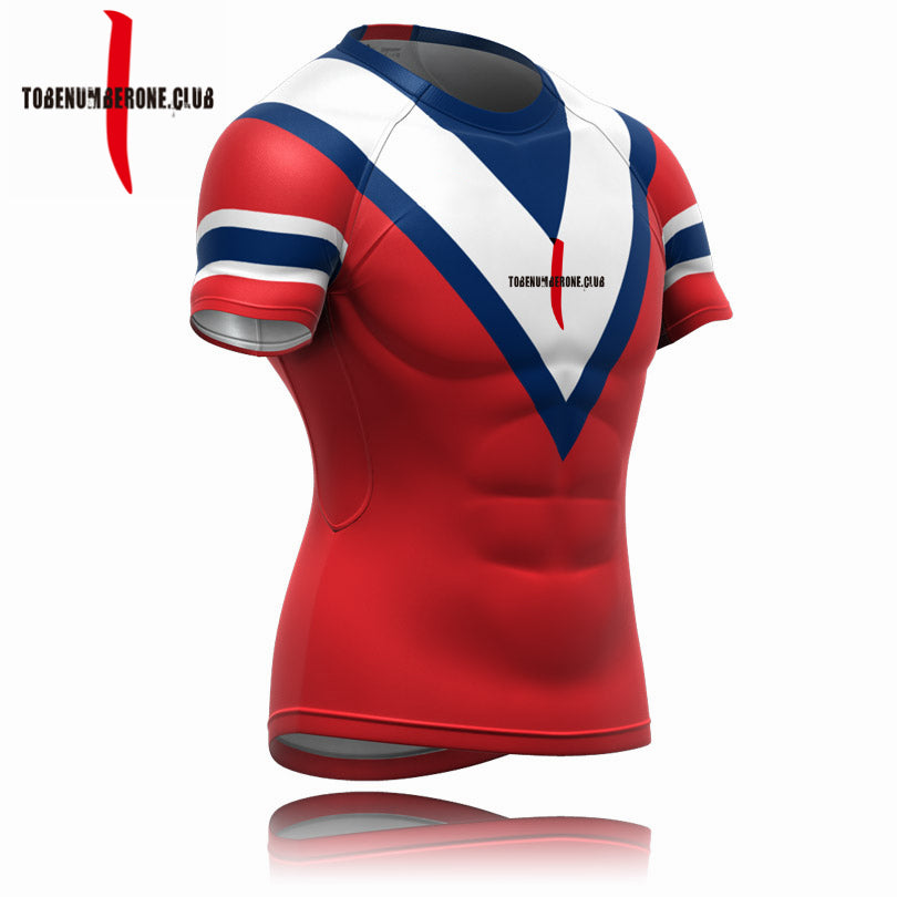 2019 Manufacturer Rugby Jersey Customized Rugby Uniforms Quick Dry Rugby Shirt