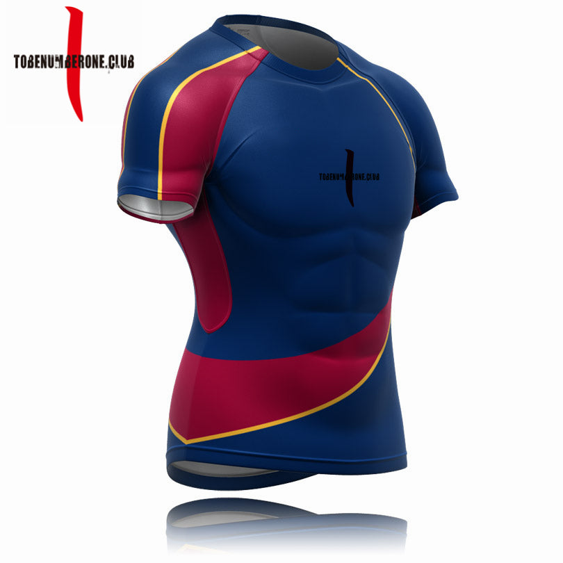 2019 M-W Sports Hot Sale High Quality New Design Sublimated Rugby Jerseys Plus Size