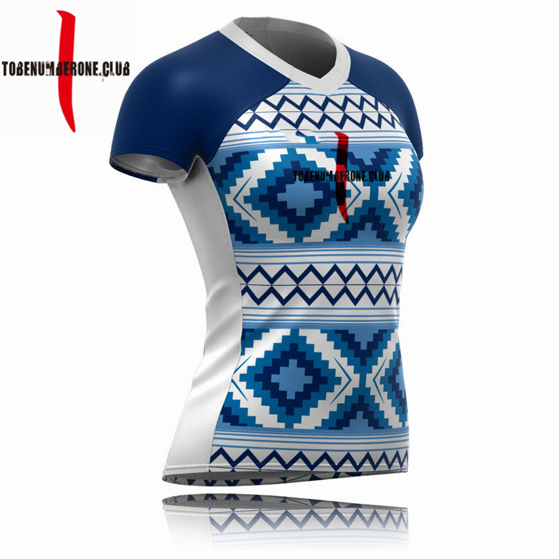 High Quality Quick Dry Comfortable Sublimated Rugby Jersey Custom Your Name