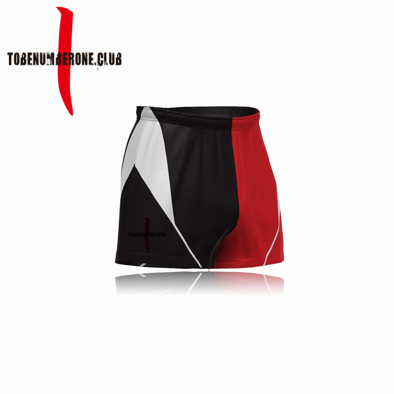 High Quality Low Price Custom Rugby Club Team Shorts Wholesale Rugby Shorts