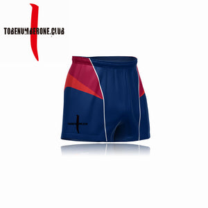 2019 Cheap Advanced Design Blank Rugby Shorts With Your Logo And Number