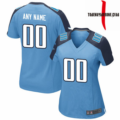 custom women's sublimation football jerseys