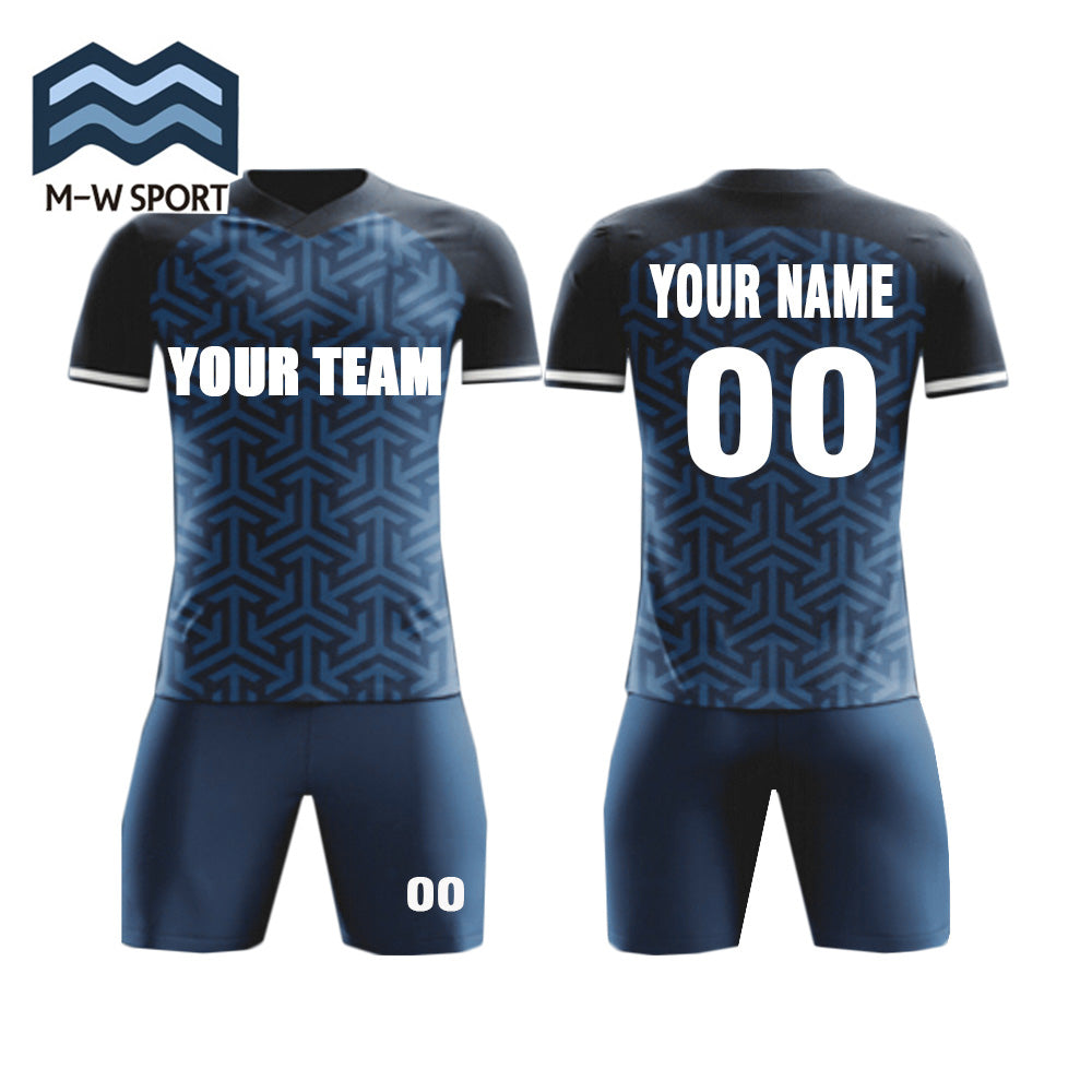 ... Factory wholesale thai quality dri fit custom soccer jerseys football  shirt ... 3d16a0f2f
