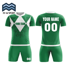 football jersey Football training suit full sublimation print personalize football training suit thailand football jersey