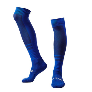 Men's Sports Athletic Compression Football Soccer Socks Over Knee High Socks