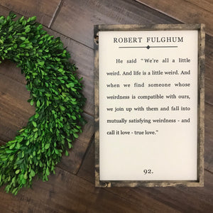Robert Fulghum | Book Page
