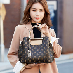 Fashion classic brand Lve leather ladies handbag( Current promotional price:₱2379PHP)