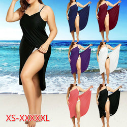 2 In 1 Towel Dress(Solid color and sizes)--Buy one get one free