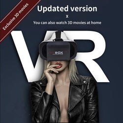 VR 3D stereo cinema virtual machine + free headset