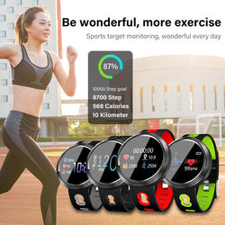 Outdoor sports watch multi-function swimming heart rate waterproof running smart watch