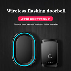 Remote Wireless Intelligent Door Bell