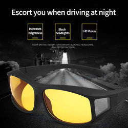 HD vision night vision glasses(Buy one get one free: ₱ 1973)