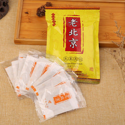 10 Pcs Slimming Old Beijing Foot Patch Ginger Organic Detox Feet Cleansing Patch Loss Weight Foot Patch To Improve Sleep TSLM2