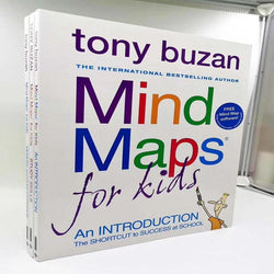 Children's mind map [[full set of three books]