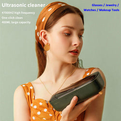 Ultrasonic cleaning machine household multifunctional small cleaning equipment