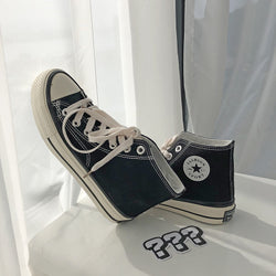 2019 new 1970s high-top canvas shoes classic style for men and women